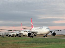 A330 Qantas Covid reprise