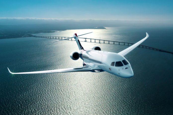 Falcon 10X