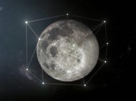 Constellation lune