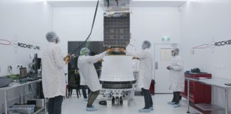 BlackSky Electron Rocket Lab