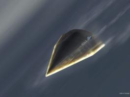 Planeur hypersonique Darpa