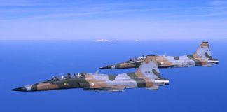 F-5E/F Armée de l'air tunisienne