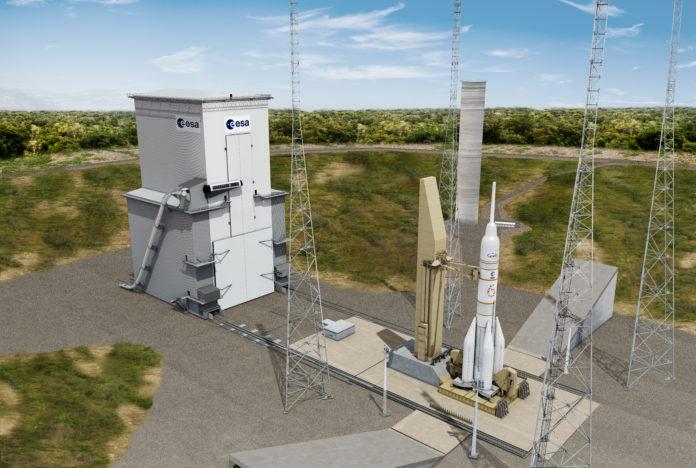 Ariane 6 ELA-4 Vols habités