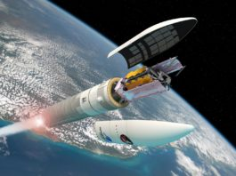 Nasa JWST Ariane 5