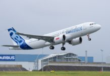 A320neo SAF