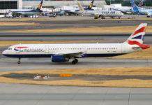 IAG A321neo British Airways Iata