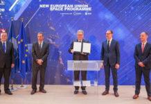 Signature ESA Euspa FFPA