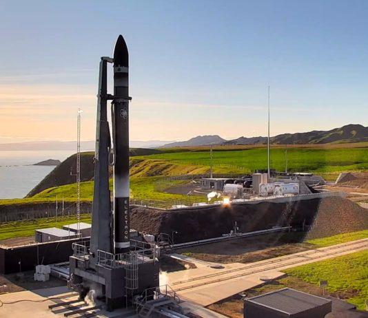Mahia Point Rocket Lab