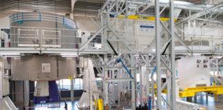 Baies arrières Ariane 6