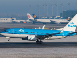 737 Air France-KLM