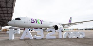 A321neo Sky Leap