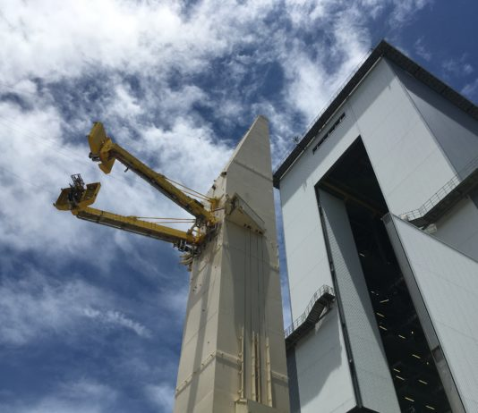 Bras cryo Ariane 6