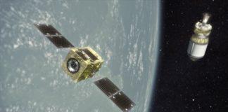 AstroScale Adras J Debris