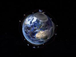 Constellation Kineis IoT