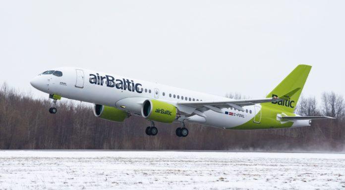 A220 Air Baltic