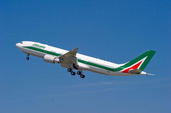 A330 Alitalia Nouvelle compagnie