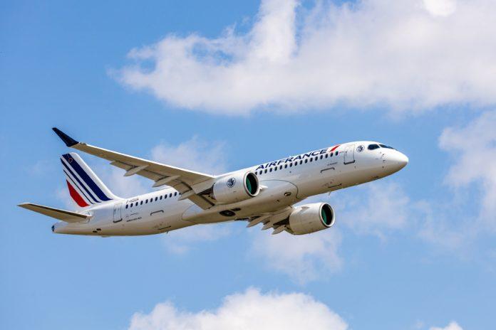 A220 Air France